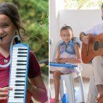 cantor silva cantando crianças escola música ducoco litoral ceará