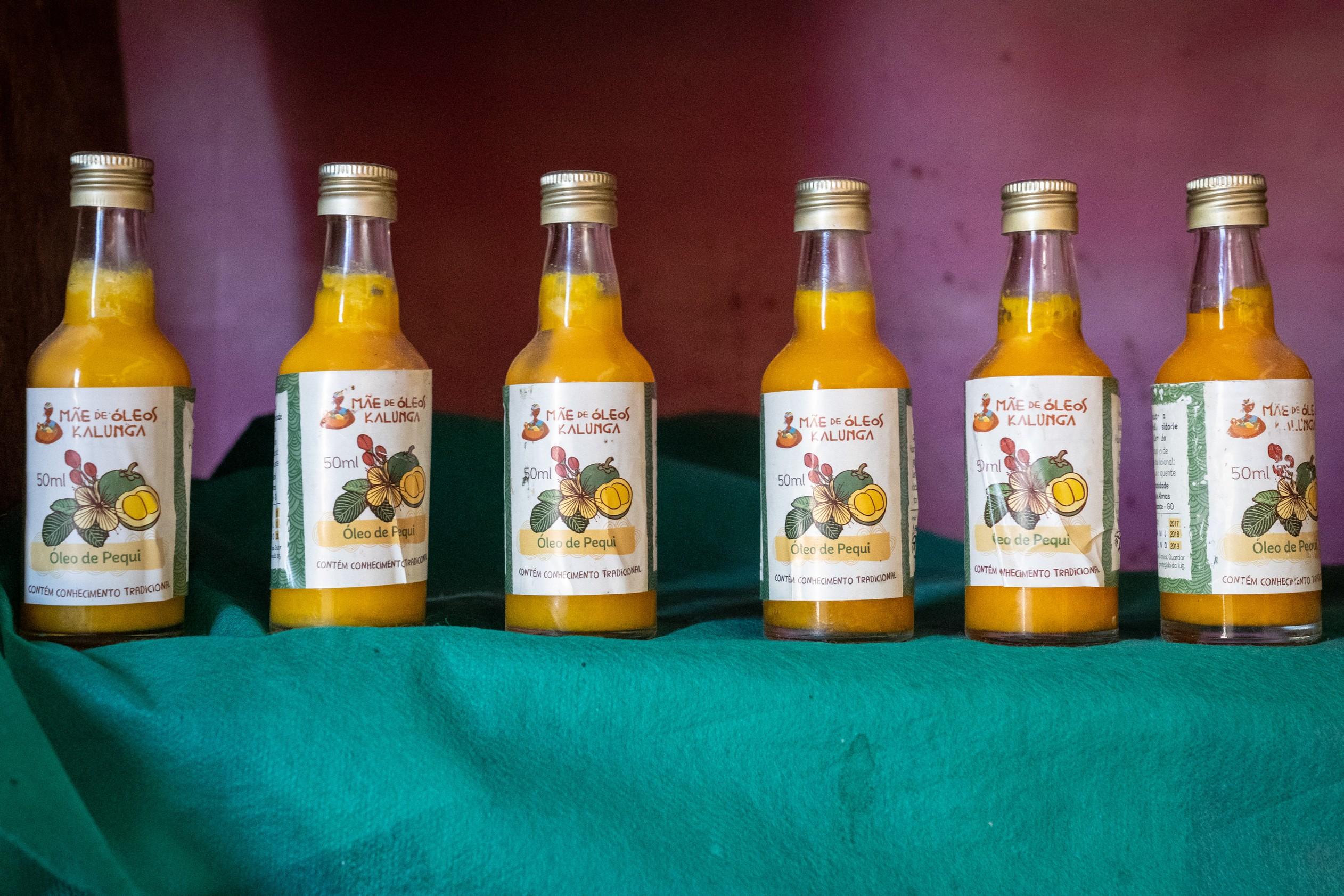 mulheres quilombolas transformam plantas do Cerrado remédios cosméticos