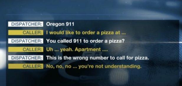 Atendente salva vítima de violência doméstica em falso pedido de pizza 3