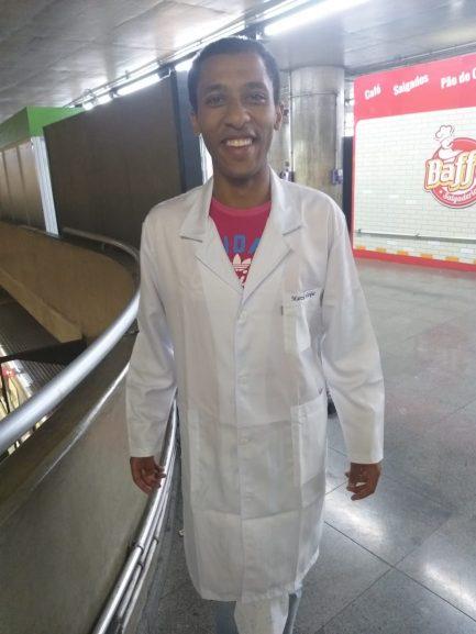 Jovem que quase largou a escola vai estudar medicina em Harvard 7