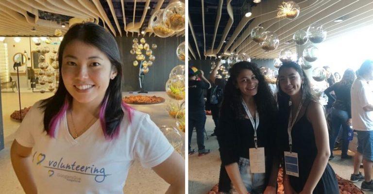 Google empodera meninas do ensino médio durante evento em BH: 'Posso ser o que eu quiser' 1