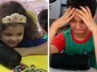 Escola convida pais a gravarem depoimentos para os filhos; veja a reação deles 12
