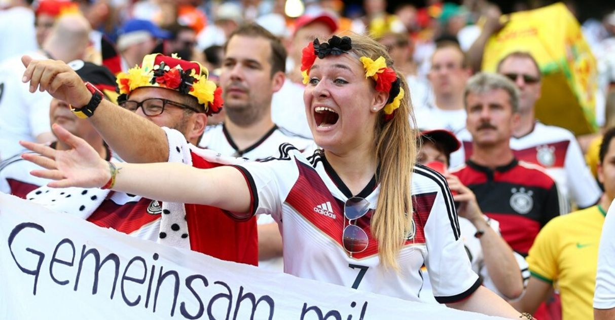 Seleção da Alemanha não vai jogar em países que discriminam mulher