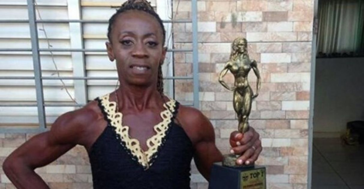 diarista supera câncer vence torneio fisiculturismo