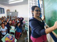 Professora de Matemática reduz notas vermelhas com projeto de empreendedorismo 8
