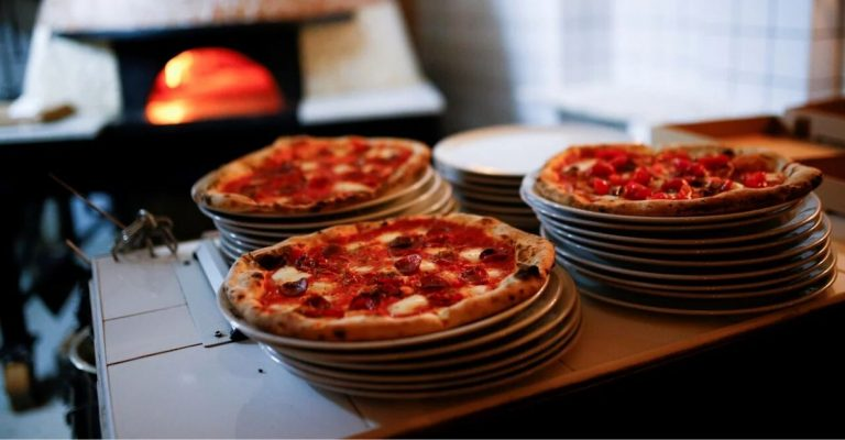 Falso pedido de pizza pedido de ajuda