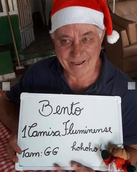 Idosos de asilo fazem pedidos simples de Natal e número de 'padrinhos' surpreende! 4