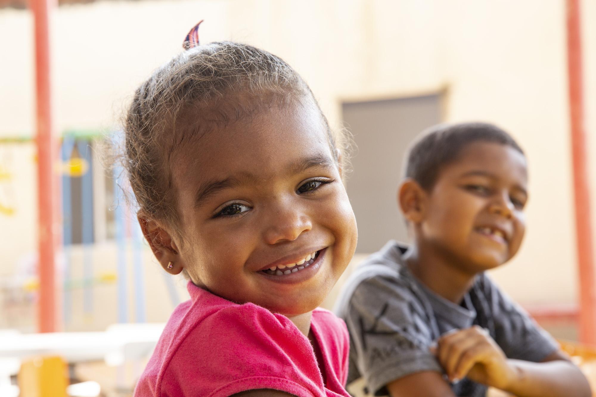 Causa da Educação, representada por Fernanda Gentil,é a grande vencedora da promoçãoGanhou, Causouda Nestlé 2