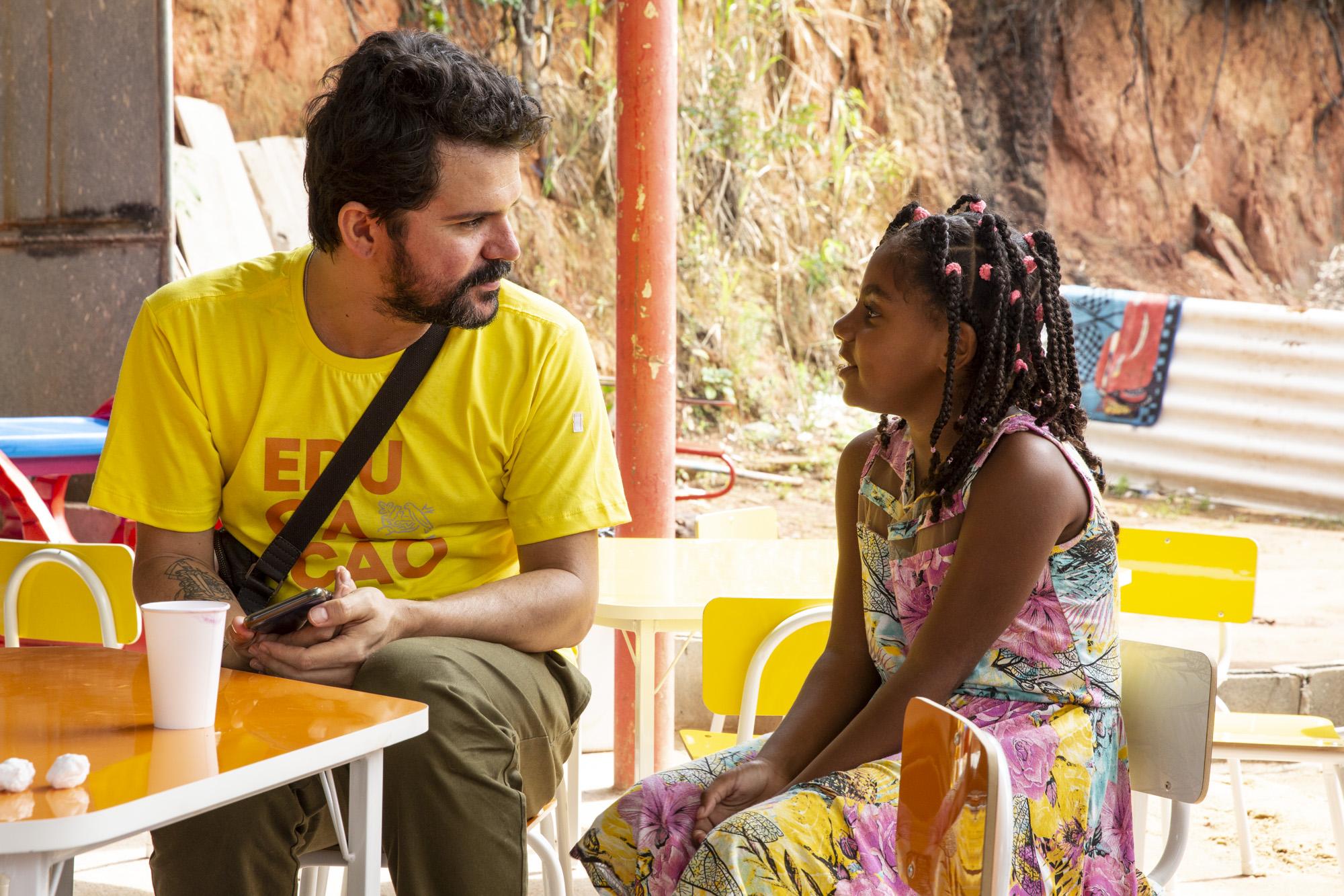 Causa da Educação, representada por Fernanda Gentil,é a grande vencedora da promoçãoGanhou, Causouda Nestlé 4