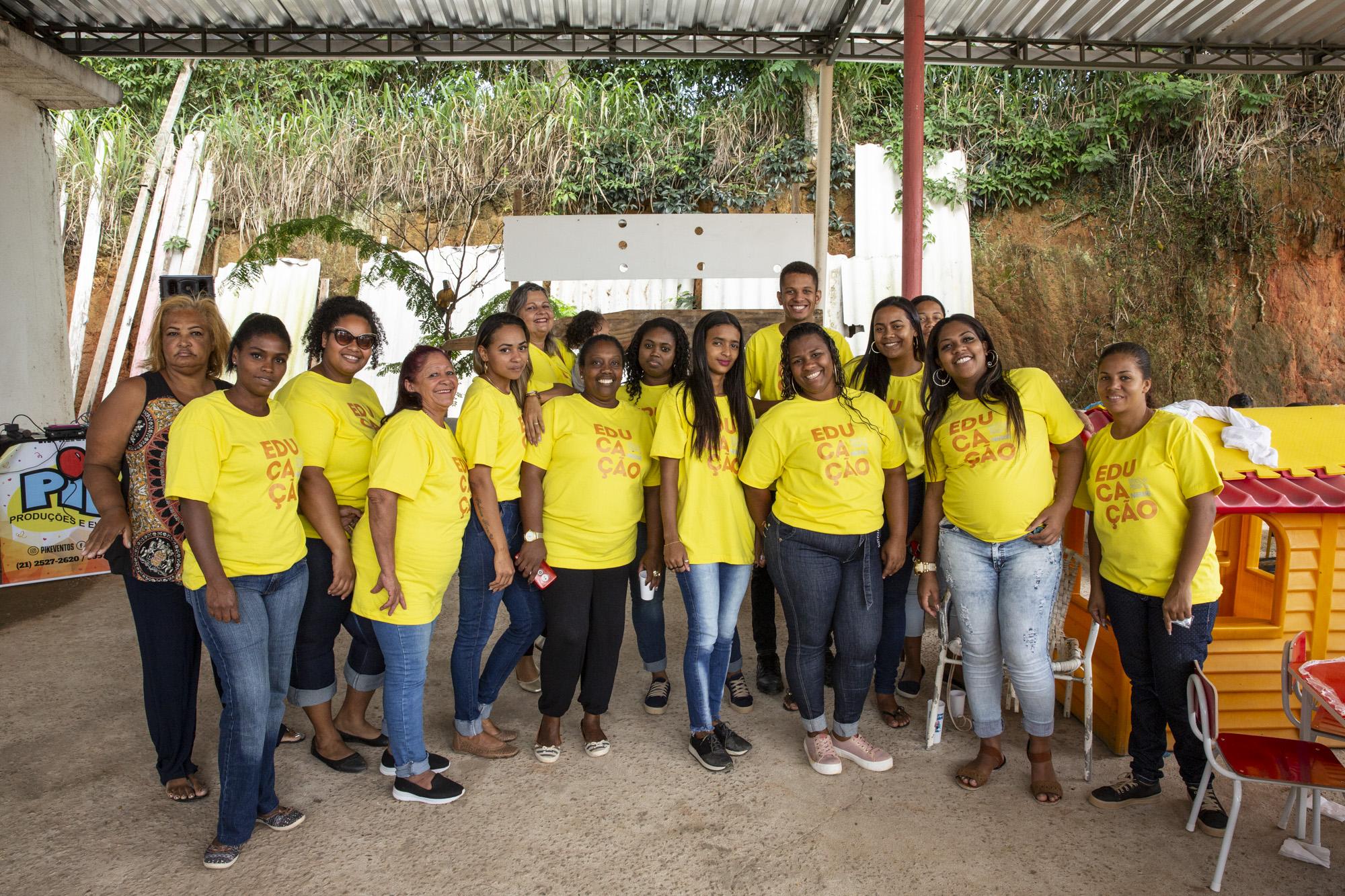 Causa da Educação, representada por Fernanda Gentil,é a grande vencedora da promoçãoGanhou, Causouda Nestlé 5