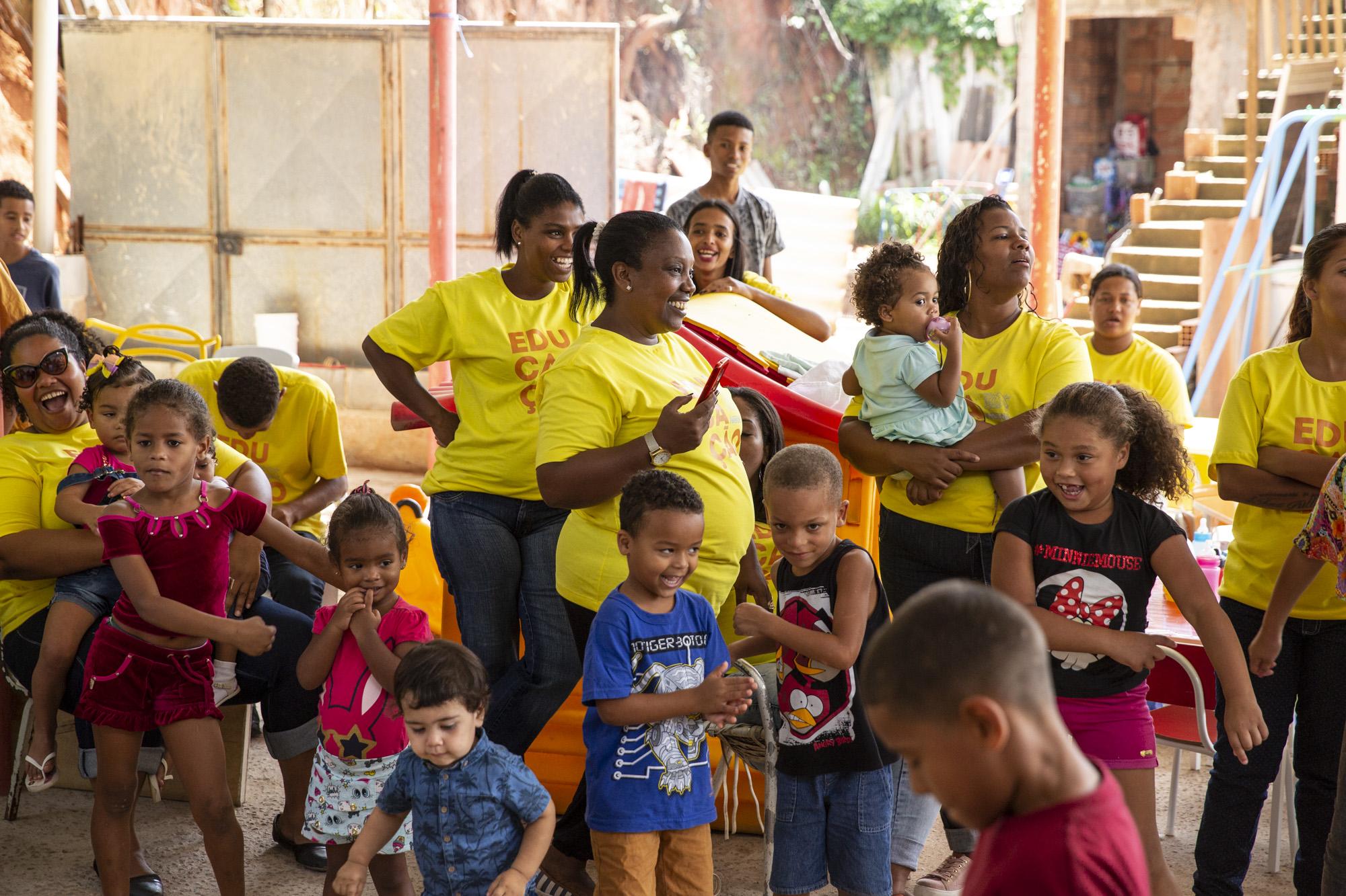 Causa da Educação, representada por Fernanda Gentil,é a grande vencedora da promoçãoGanhou, Causouda Nestlé 6