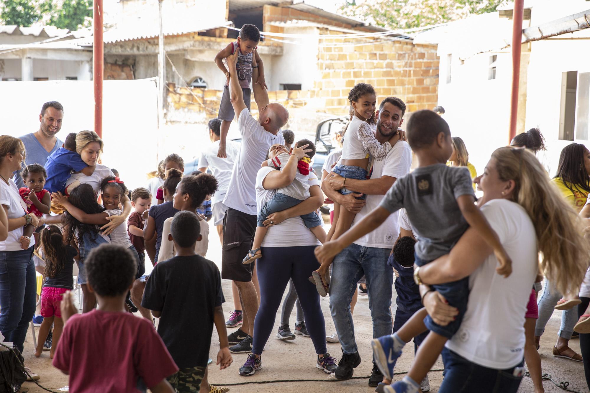 Causa da Educação, representada por Fernanda Gentil,é a grande vencedora da promoçãoGanhou, Causouda Nestlé 9