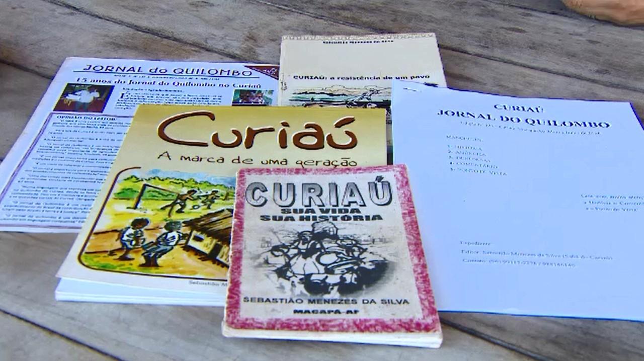 Agricultor quilombola jornal artesanal