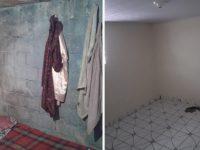 Voluntários reformam casa de família que adoecia por causa de condições precárias do imóvel 7