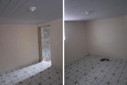 Voluntários reformam casa de família que adoecia por causa de condições precárias do imóvel 5