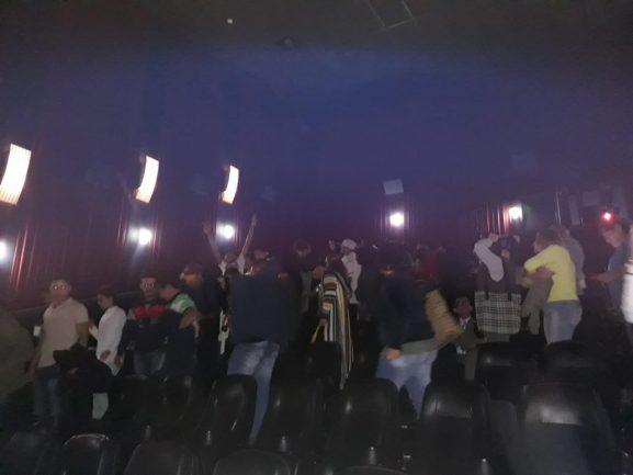 Professora leva mais de 100 estudantes do EJA ao cinema pela primeira vez 1