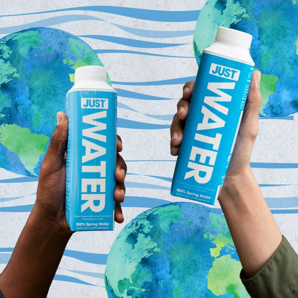 just water água caixa sustentável will smith