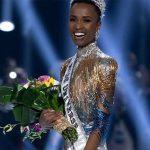 Sul-africana vence Miss Universo 2019 e manda recado para meninas negras 3