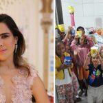 Wanessa Camargo abre mão de cachê em evento para ajudar crianças e idosos na Bahia 2