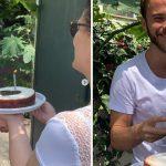 Dona de confeitaria realiza surpresa de cliente de Londres para namorado no Rio 3
