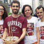 Estudante vende palha italiana na Paulista para cursar medicina em Harvard 1