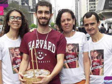 Estudante vende palha italiana na Paulista para cursar medicina em Harvard 3