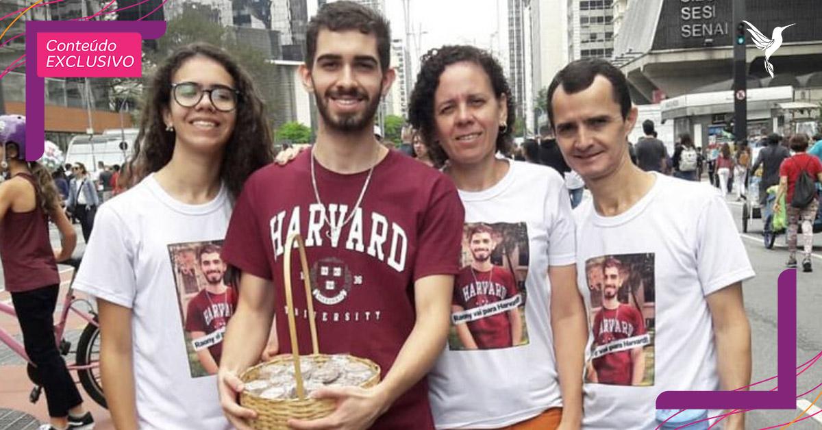 Estudante vende palha italiana na Paulista para cursar medicina em Harvard 5