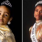 """""""Antes queria ser a Rapunzel, agora quer ser a Miss Universo"""", diz mãe 2"""