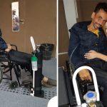 Pai com câncer raro deixa hospital para ver apresentação do TCC da filha 1