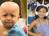 Menina de 6 anos vence câncer raro e mãe emociona ao mostrar como ela está hoje 6