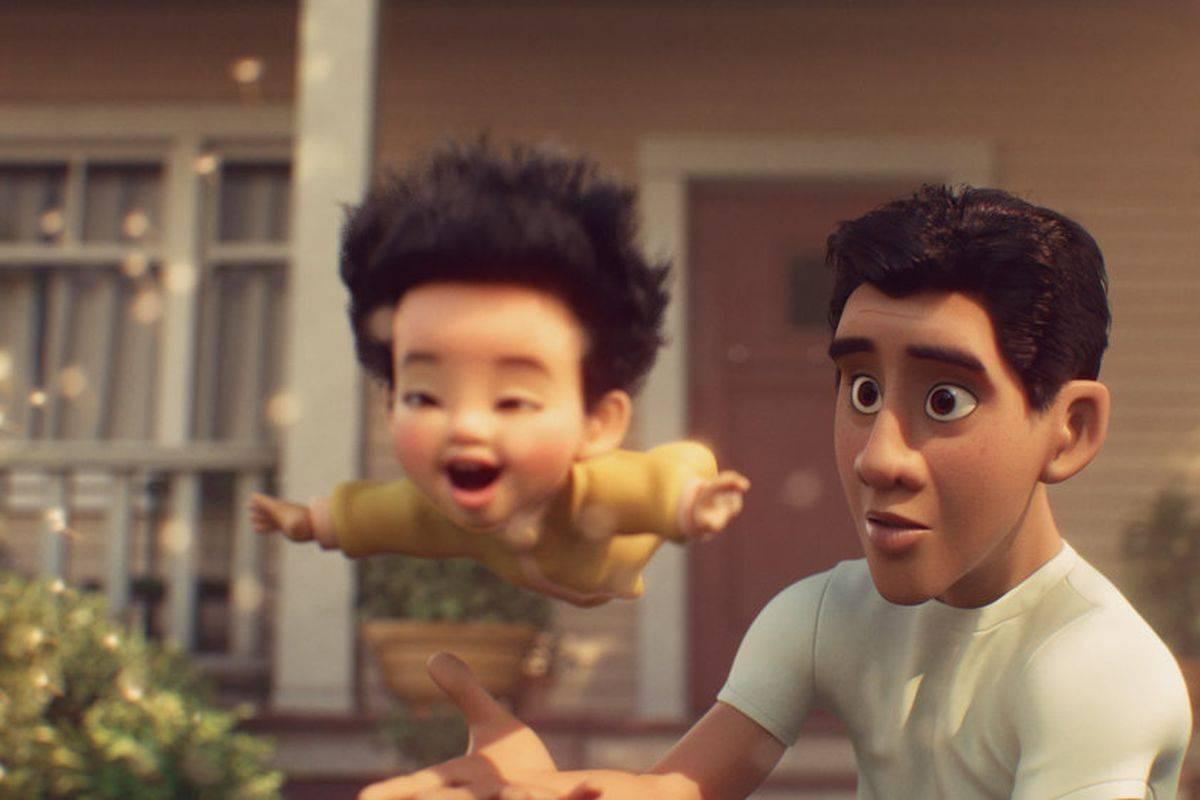 Animador Pixar curta-metragem experiência filho autista