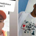 gari que faz biomedicina apoio redes sociais
