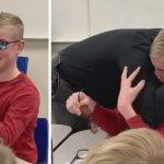 Vídeo de garoto daltônico vendo cores pela 1ª vez