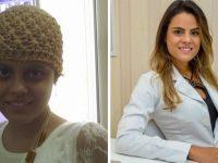 jovem que tinha leucemia vira médica