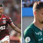 Jogadores premiados Campeonato Brasileiro superação