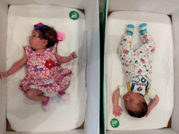 Baby Kit entregará 'Baby Boxes' para mães de BH