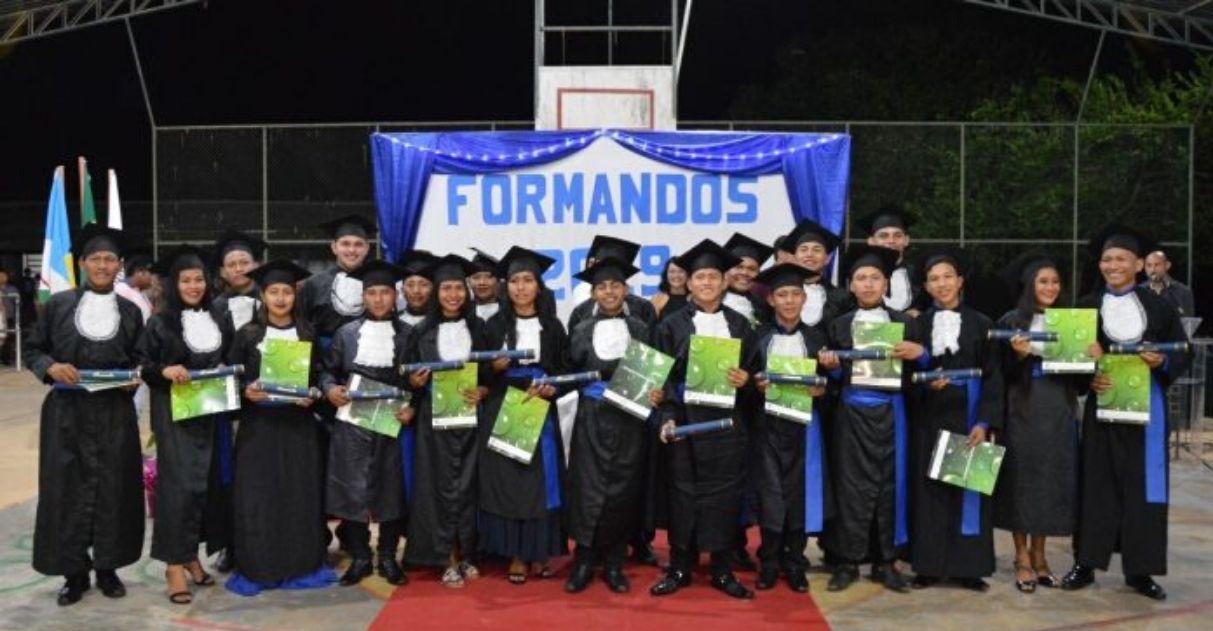 Instituto Federal de Roraima forma primeira turma indígena
