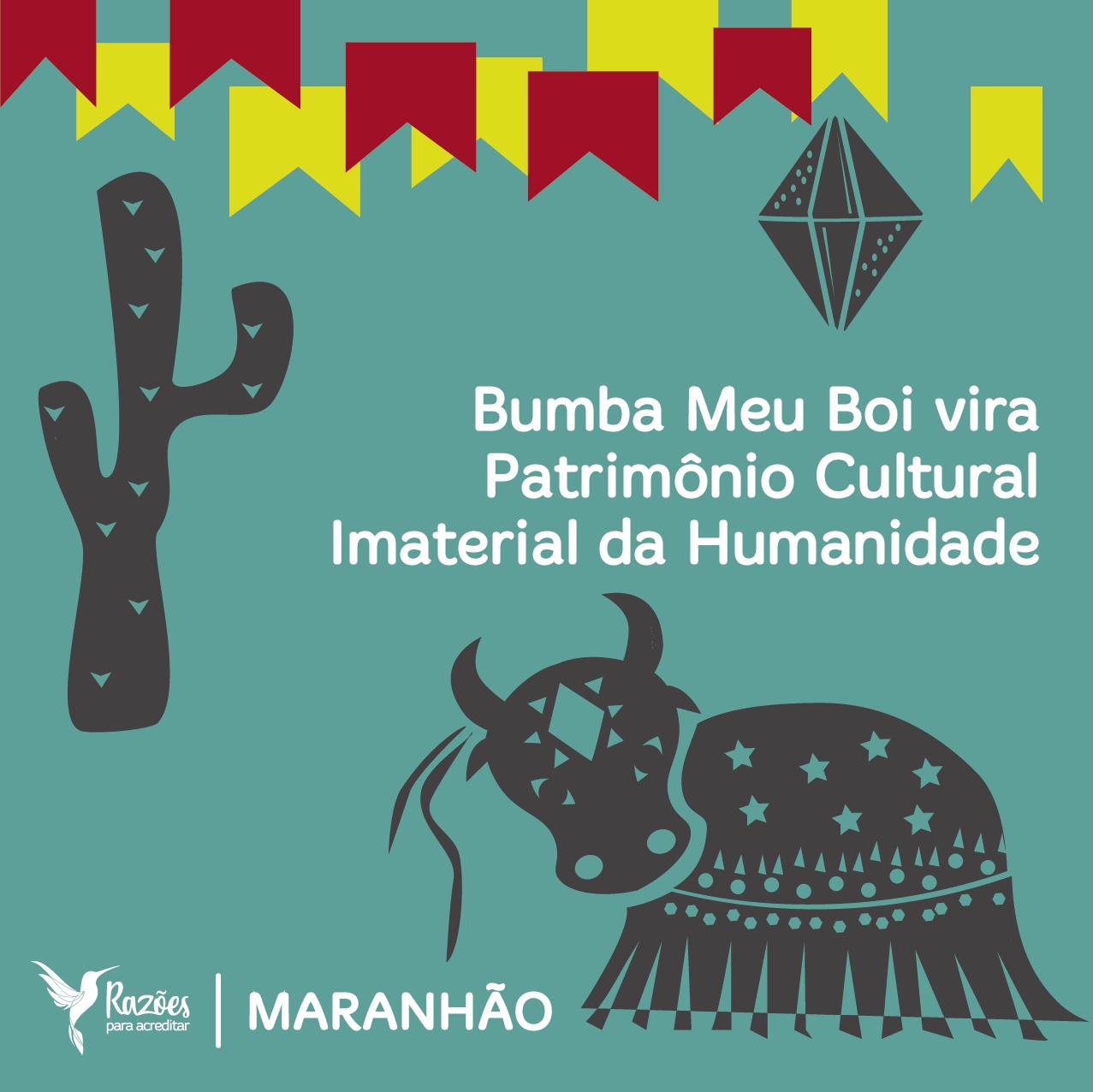 boas notícias ilustrações razões para acreditar - Maranhão