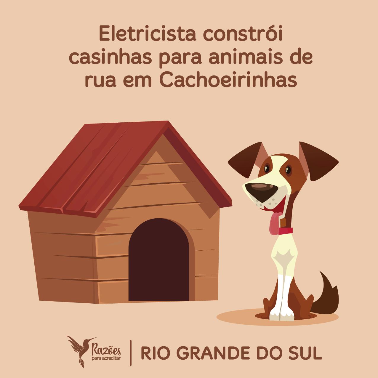 boas notícias ilustrações razões para acreditar - Rio Grande do Sul
