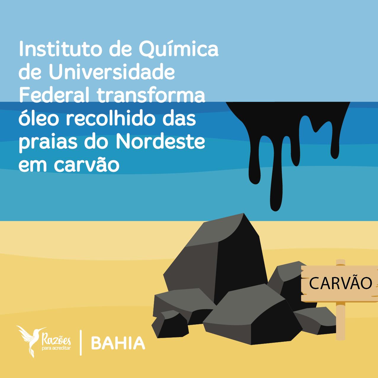 boas notícias ilustrações razões para acreditar Bahia