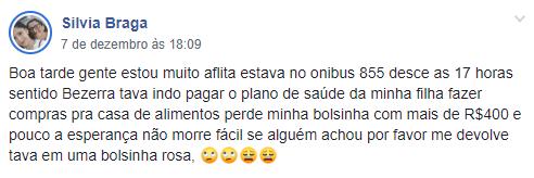 idosa perdeu dinheiro recebe ajuda de cearense irlanda
