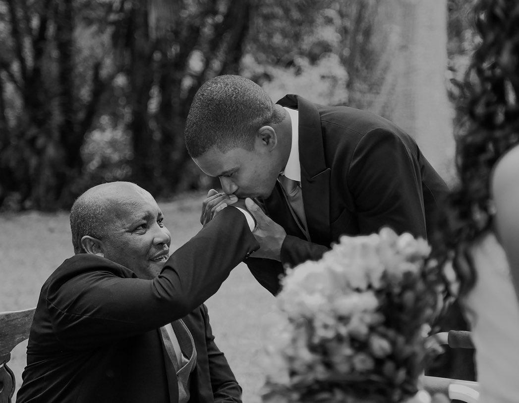 pai sai do coma leva filha altar casamento
