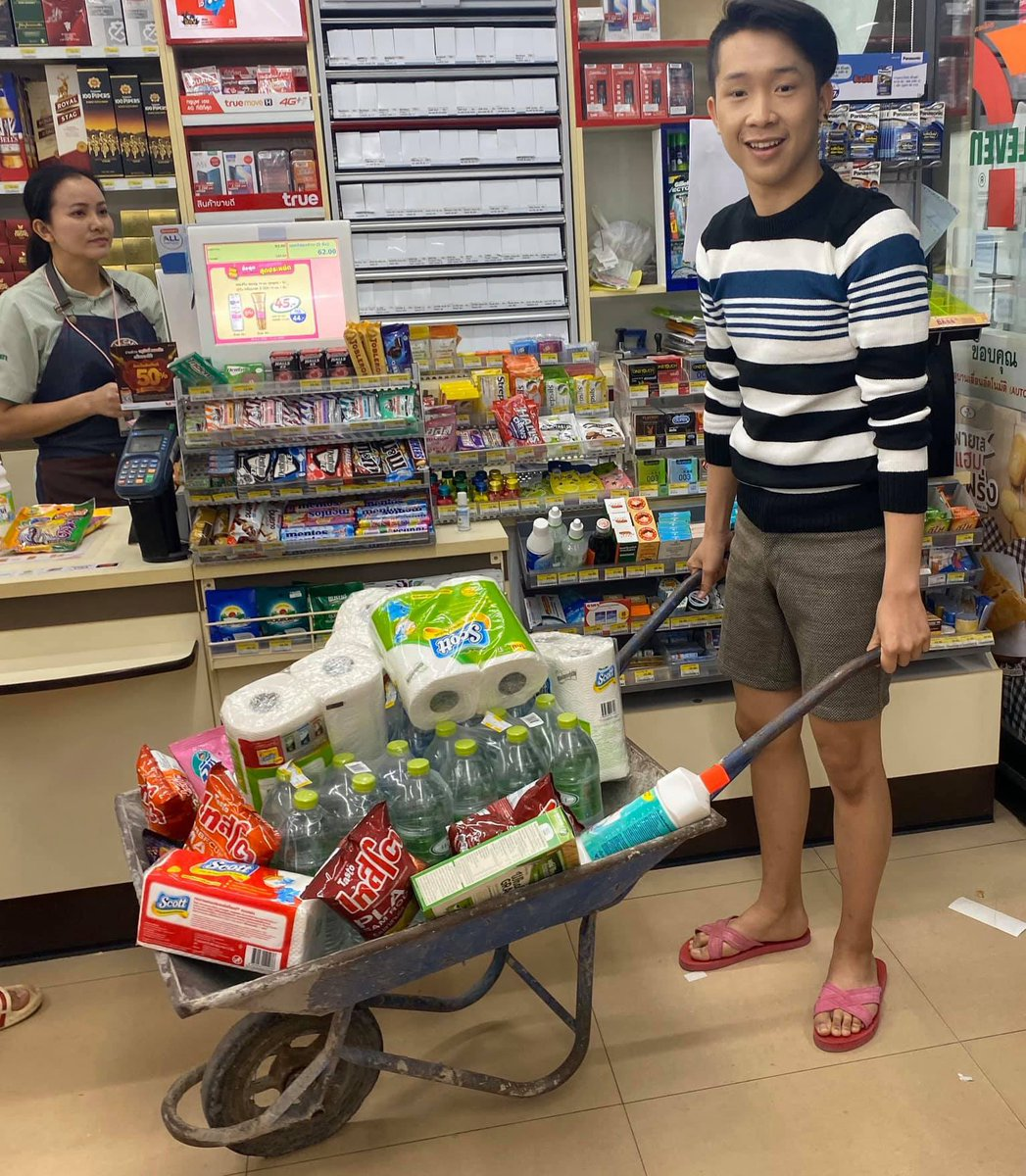 tailandeses substituem sacolas plásticas após proibição