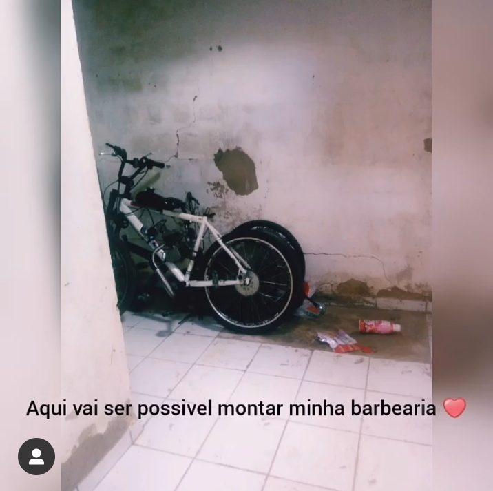 casa nova do bikeboy