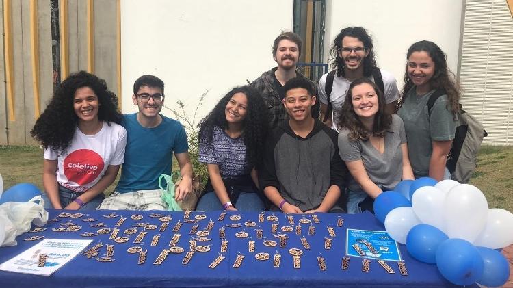 estudantes criam app que mapeia empregos na Favela de Paraisópolis