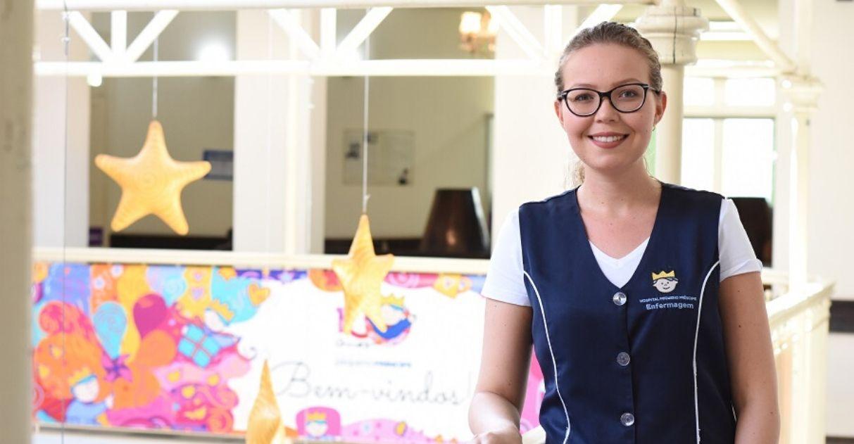 Após vencer um câncer na infância, jovem escolhe a enfermagem para retribuir os cuidados que recebeu 2