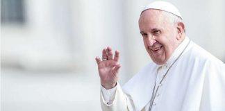 Papa Francisco pede para respirarmos notícias boas