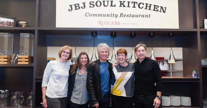 Bon Jovi abre restaurante para estudantes universitários de baixa renda 1