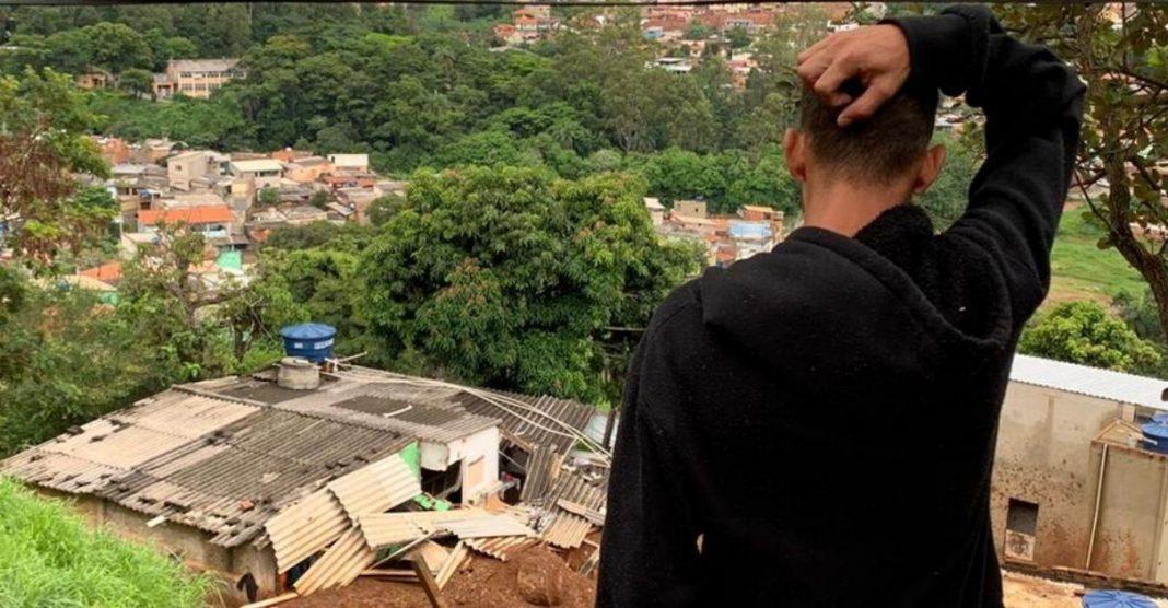 Engenheiro oferece serviços de graça para vítimas das chuvas em MG 3