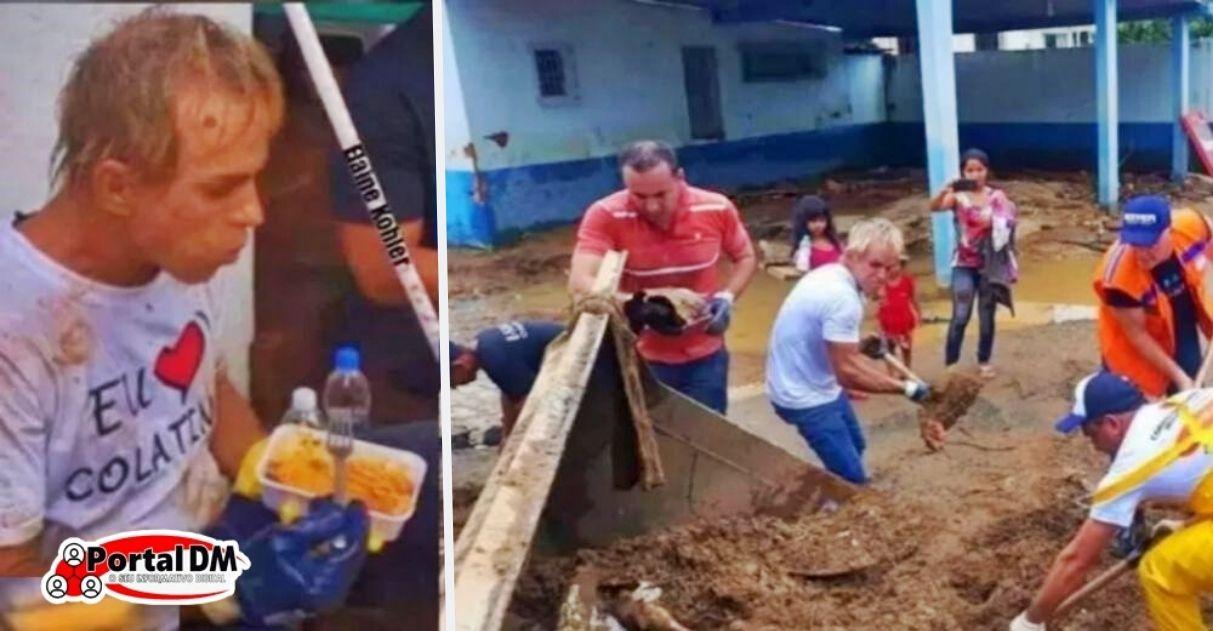 Prefeito de Colatina viaja até Iconha (ES) para ajudar moradores atingidos por chuva 1